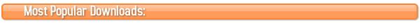 Most Popular Downloads