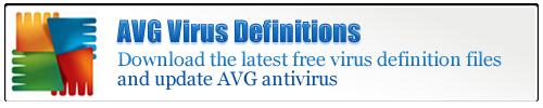 AVG Virus Definitions