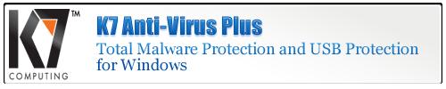K7 Anti-Virus Plus