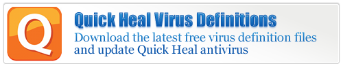 Quick Heal Virus Definitions