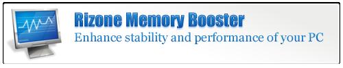 Rizone Memory Booster