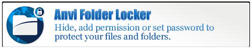 Anvi Folder Locker