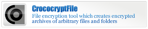 CrococryptFile